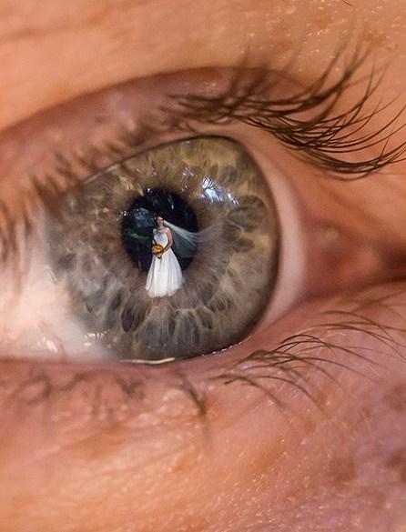 Коли Ваш весільний фотограф геній!